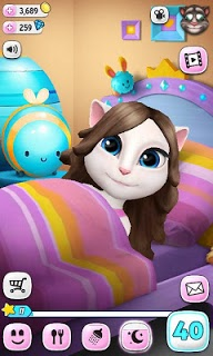 Game My Talking Angela Hack Full Money icon